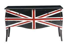 union jack chair for union jack furniture union jack large cabinet distressed black union jack