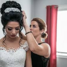 foto de rachel renna makeup artist toronto on canadá bridal