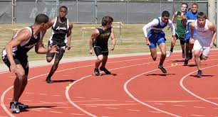 Distance Runners Guide To Track The 4 X 100 Relay Running With