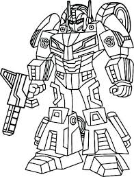 Transformers Optimus Prime Coloring Pages Prime Coloring Book Also