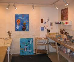 painting studio lighting. track lighting for home art studio painting