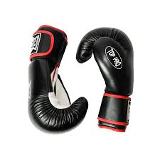 royal fight gear top pro leather boxing gloves
