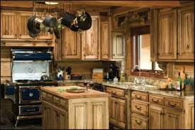 Rustic Cabin Kitchen Cabinets Chic Paint Kitchen Cabinets Rustic Look About 10319 Homedessigncom