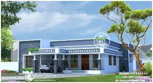single story modern home design. Single House Design Home Designs Sq Ft Floor 4 Modern Front . Story