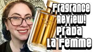 Fragrance Review :: <b>Prada La Femme</b> | Designer - YouTube