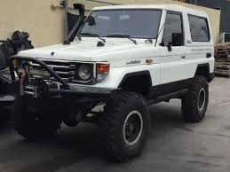 Toyota Land Cruiser BJ73 Turbo Diesel 1987 for sale: photos ...