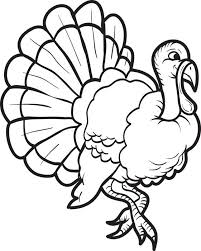 Small Picture turkey coloring pages for preschoolers 100 images baby turkey