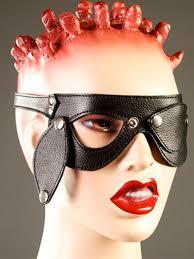 <b>Кожаные</b> очки со съемными <b>шорами</b> Подиум 12796745 в ...