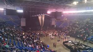 Chaifetz Arena Section 211 Concert Seating Rateyourseats Com
