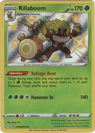 Check spelling or type a new query. Rillaboom Shining Fates Pokemon Trollandtoad