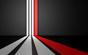 red and white and black wallpaper. Download In Red And White Black Wallpaper