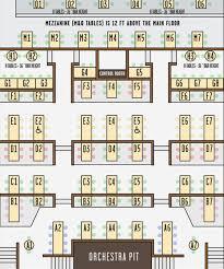 Midtown Arts Center Seating Chart Midtown Arts Center