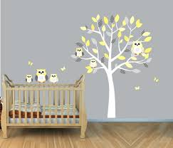 owl tree wall decal target also image of owl wall decals cute wall decals for nursery canada ggr