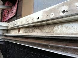 vinyl sliding door track repair saudireiki