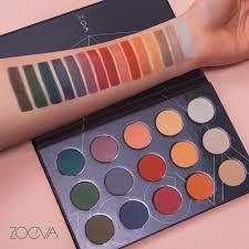 <b>Zoeva Matte Spectrum palette</b> | Eyeshadow, Zoeva palette ...