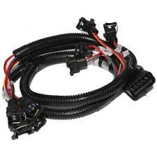 fast xfi parts accessories fast 301204 xfi fuel injector wiring harness ford 289 302 fe 429