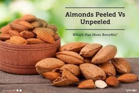 almonds led vs unled which has