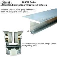 heavy duty sliding door hardware sliding door track heavy duty sliding door hardware sliding door track
