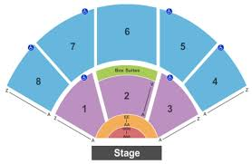 23 Complete Pacific Amphitheater Tickets
