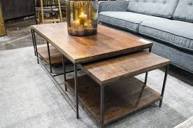 douglas coffee table by dovetail at solid austin tx dfs ct dov178 01