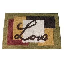 saay knight inspire 31 in x 21 in cotton bath rug