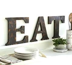 wall metal decoration home letters decoration metal wall decor new rustic pottery barn design inspiration silver wall metal