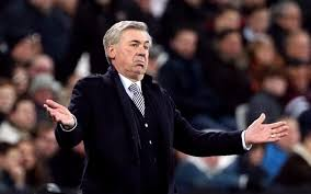 Shy Everton must be more courageous, says Carlo Ancelotti