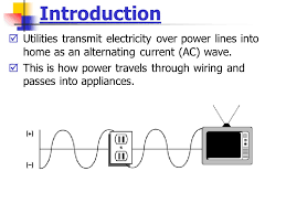 alternating current examples appliances. introduction  utilities transmit electricity over power lines into home as an alternating current (ac examples appliances