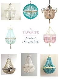 chandeliers beads best make images on beaded inside turquoise image glass chandeliers beads