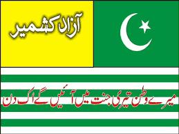 Image result for Kashmir FLAG