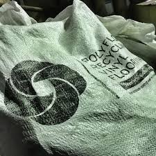 vinyl offcut recycling bags from polyflor