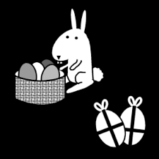 Coloring Page Easter Bunny Img 14232