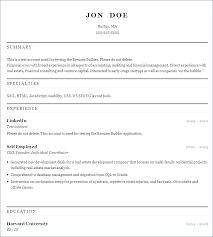 Resume Builder For Free Free Resume Builder Online Resume Builder