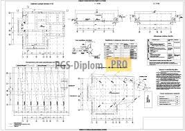 ТСП Производство работ нулевого цикла строительства здания  05 ТСП Производство работ нулевого цикла строительства здания Главная Курсовые проекты