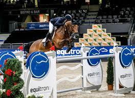 Jos Verlooy & Varoune Ride to Victory in €100,000 Equitron-Pro Grand Prix  CSI 4* at Salzburg – JUMPER NEWS
