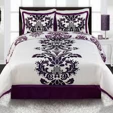 posh white comforter sets