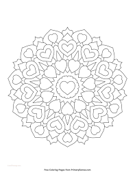 These two mandalas are not too complicated and can be coloured in by kids too! Free Mandala Coloring Pages Www Robertdee Org