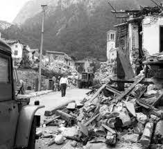 Risultati immagini per terremoto + trasaghis