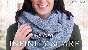 Infinity Scarf Pattern Knit