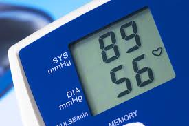 Visual Guide To Low Blood Pressure
