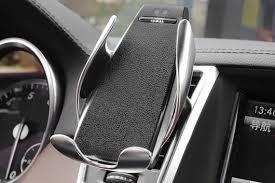 Автомобильный <b>держатель HOCO CA34 Elegant</b> automatic ...