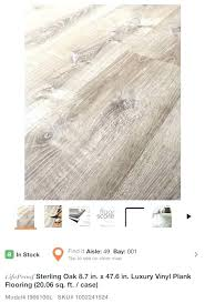 lifeproof vinyl flooring vinyl flooring white oak a purchase sterling 8 7 in x 6 install lifeproof vinyl flooring