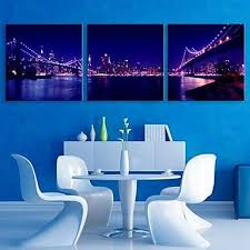 cheap canvas prints buy quality led wall art directly from china led wall decor suppliers stretched canvas prints light bridge led flashing optical fiber  on led wall art home decor with led canvas art landscape architecture square print wall decor home