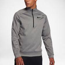 nike quarter zip. new mens nike therma quarter-zip long sleeve training top 860497 nike quarter zip
