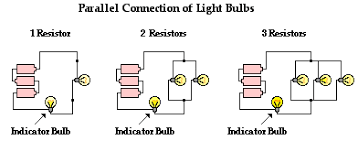 two types of connections exploring parallel connections