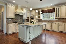 beautiful painted kitchen cabinets