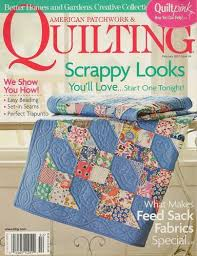 Buy AMERICAN PATCHWORK & QUILTING magazine Better Homes and ... & Buy AMERICAN PATCHWORK & QUILTING magazine Better Homes and Gardens  Creative Collection February 2008 Issue 90 (Quilts, Patterns, Designs,  Miniature Quilts, ... Adamdwight.com