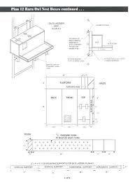 screech owl house plans screech owl house plans new extraordinary owl house plans best inspiration home