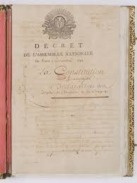 「Louis XVI french constitution 」の画像検索結果