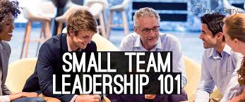 How To Be A Good Team Leader At Work How To Lead Your Small Team And Win Big Invoiceberry Blog